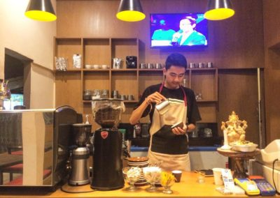 Our Friendly Staf - Papilas Coffee House