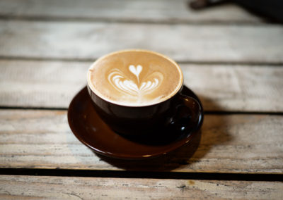 Cafe Mocha Coffee - Papilas Coffee House