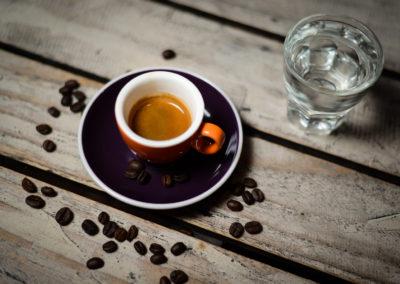 Espresso Coffee - Papilas Coffee House