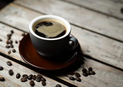 Americano Coffee - Papilas Coffee House